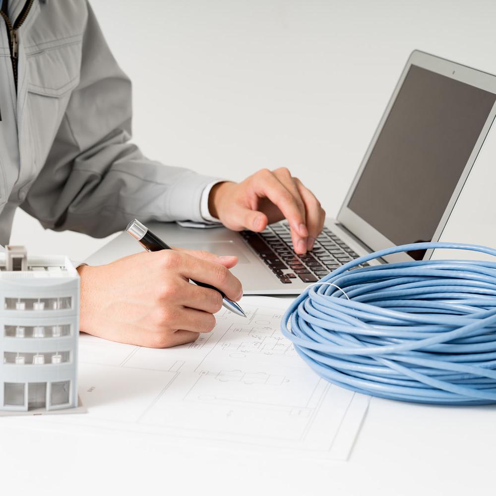 通信回線・ネットワーク工事
